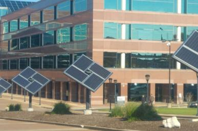 Renewable-energy-panels-outside-Ameren-Headquarters-St-Louis-Missouri